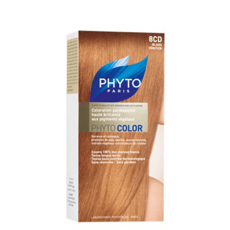 Phyto phytocolor 984 chatain clair