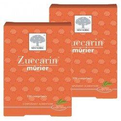 Zuccarin Mûrier 240 comprimés