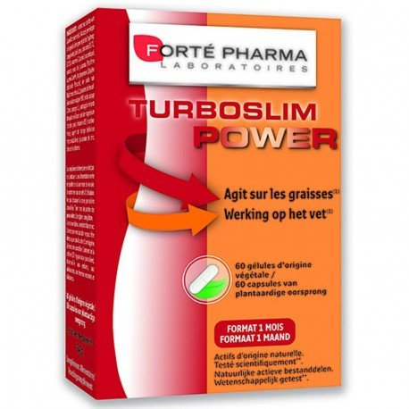 Forte Pharma Turboslim Power 60 gél