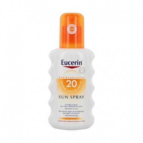 Eucerin Sun Spray SPF20 flacon 200ml