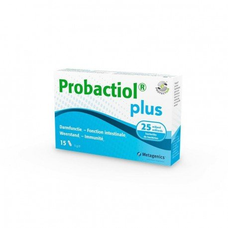Metagenics Probactiol plus 15 capsules