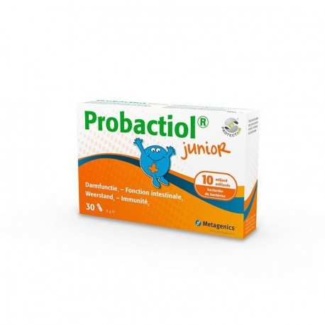 Metagenics Probactiol junior 30 comprimés