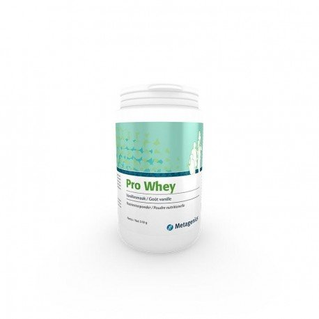 Metagenics Pro whey vanille 21 portions