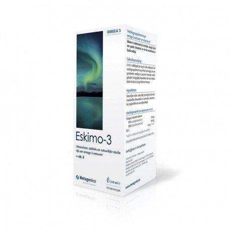Eskimo-3 liquide limon 210 ml