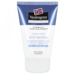 Neutrogena Formule Norvegienne Crème Mains Anti-taches ip25 50ml