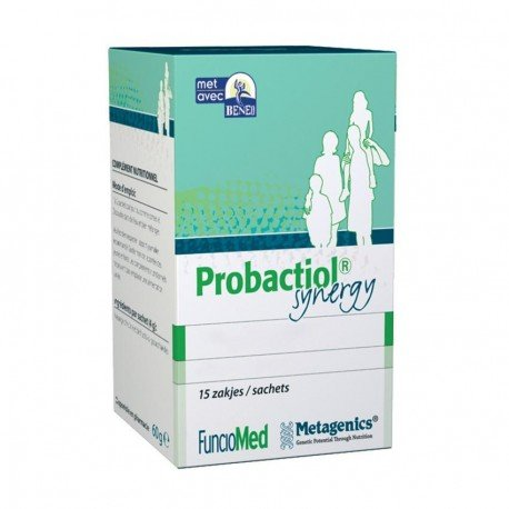 Metagenics Probactiol synergy 15 4g