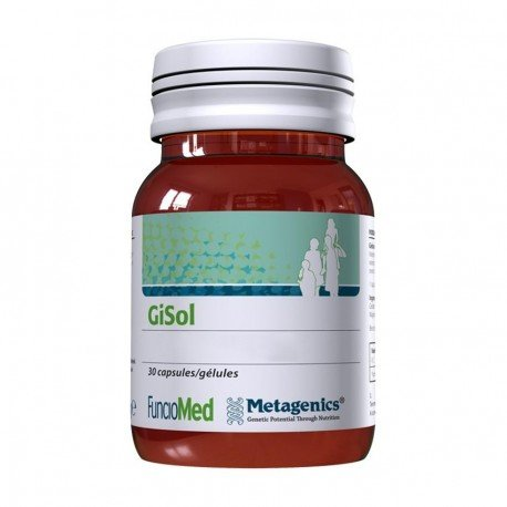 Metagenics Gisol 30 capsules