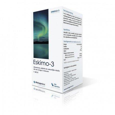 Metagenics Eskimo-3 250 capsules