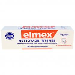 Elmex dentifrice intensive cleaning anti-taches 50ml