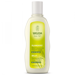 Weleda Shampoing doux au millet usage fréquent 190ml