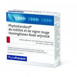 Pileje Phytostandard mélilot-vigne rouge 30 comprimés