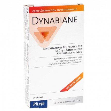 Pileje Dynabiane 592mgx20 gélules