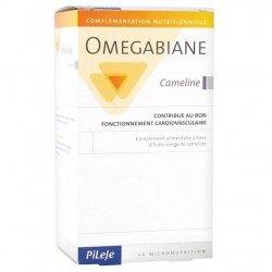 Pileje Omegabiane Cameline 80 gélules