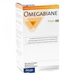 Pileje Omegabiane Onagre 100 x 700mg