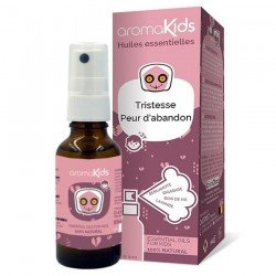 Aromakids Spray Mummy Tristesse & Peur Abandon 30ml