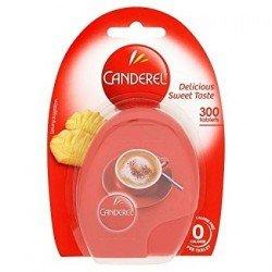 Canderel Comprimés sans sucre : distributeur de 300 unités