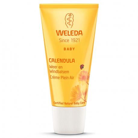 Weleda Baby Calendula crème plein air 30ml