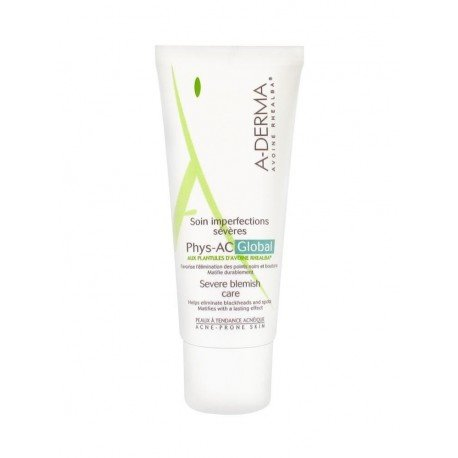 Aderma Phys-ac Soin anti-imperfections 40ml