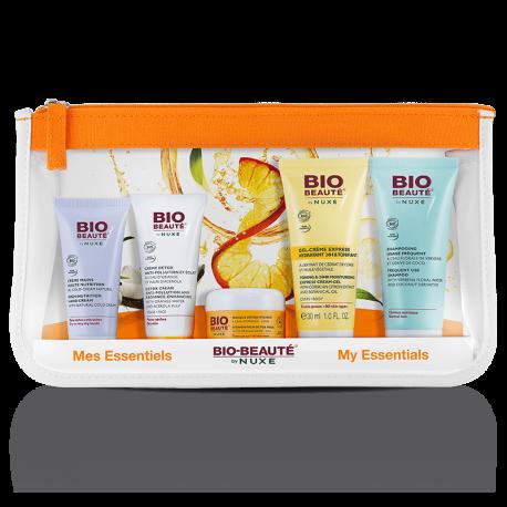 Bio Beaute by Nuxe Trousse de voyage 5 produits