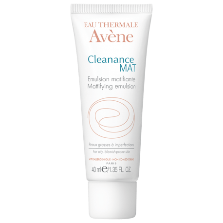Avene Cleanance mat seborégulatrice matifiante 40ml