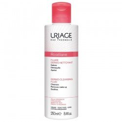 Uriage Roséliane fluide nettoyant flacon 250ml