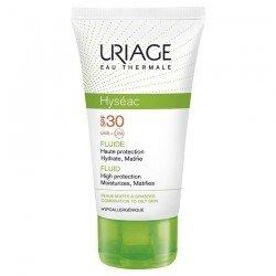Uriage Hyséac fluide SPF30 tube 50ml