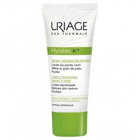 Uriage Hyséac K18 tube 40ml
