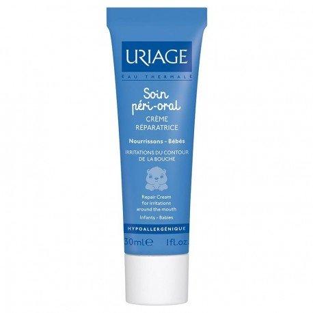 Uriage Soin péri-oral crème réparatrice bébé 30ml