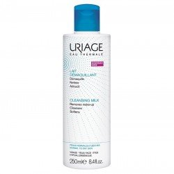 Uriage Thermale lait démaquillant flacon 250ml