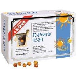 Pharma Nord D-Pearls 1520 100 capsules + 20 gratuites