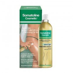 Somatoline Cosmetic Spray Huile Minceur Use&Go 125ml