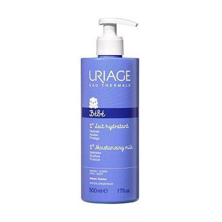 Uriage 1er Lait hydratant Flacon pompe 500ml
