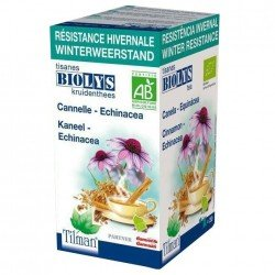 Biolys Cannelle-Echinacea Infusions 20