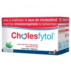 Tilman Cholesfytol 84 comprimés