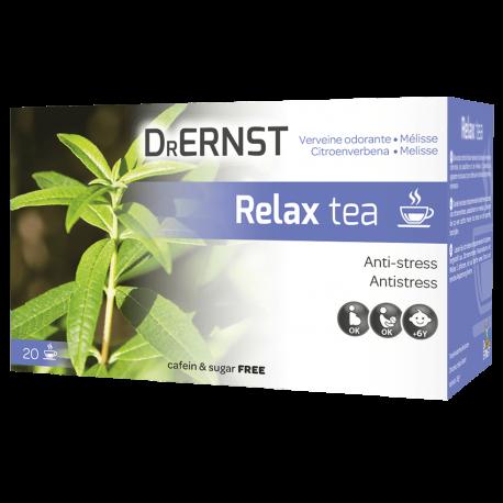 Dr Ernst Relax Tea 20
