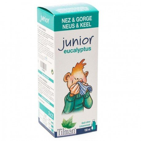 Tilman Junior Eucalyptus Sirop 150ml