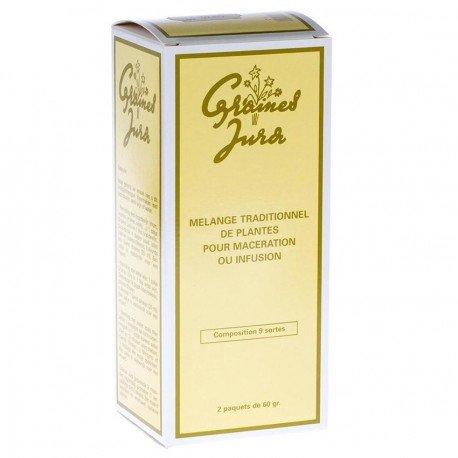 Tilman Thee Jura Thee Graines 2 X 60g (0045252)