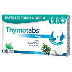 Tilman Thymo tabs fresh pastilles a sucer 24 comprimés