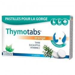 Tilman thymotabs orange 24 comprimés