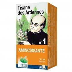 Dr Ernst filt n°1 Tisane Arden. Amincissante