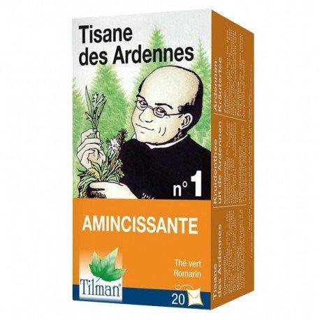 Dr ernst filt n 1 tisane arden amincissante pharmasimple for Tisane amincissante