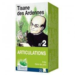 Dr Ernst filt n°2 Tisane Arden. Articulations