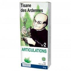 Dr Ernst filt n°2 Tisane Arden. Articulations 70g