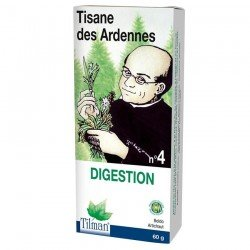 Dr Ernst filt n°4 Tisane Arden. Digestion 60g