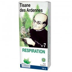 Dr Ernst filt n°7 Tisane Broncho Pecto Respiration