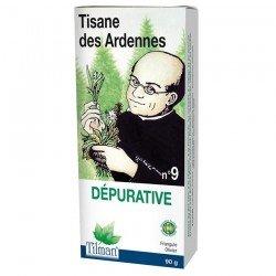 Dr Ernst filt n°9 Tisane Dépurative Vrac