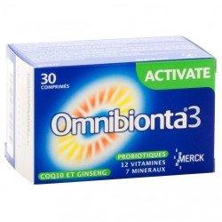 Omnibionta 3 Activate 30 comp