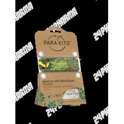 Parakito Bracelet anti-moustiques Tropical