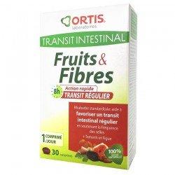 Ortis Fruits & Fibres Transit Régulier 30 comp