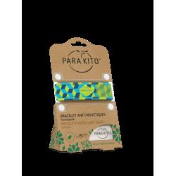 Parakito Bracelet anti-moustiques Cubes